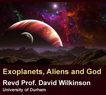Exoplanets, Aliens and God Cambridge Science Festival Public Lecture