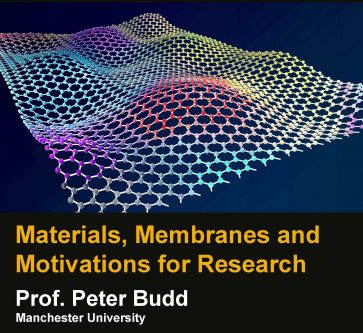 Materials, Membranes and Motivations for Research