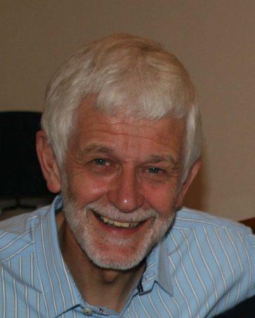 Revd Dr Derek Fraser
