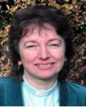 Revd Margot Hodson