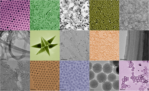 Nanoparticles, Taeghwan Hyeon. Creative Commons Attribution-Share Alike 3.0 Unported license