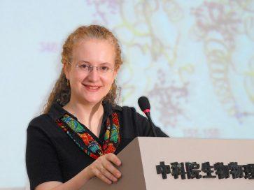 Prof. Sarah Perrett OBE FRSC