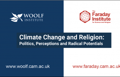 Climate Change and Religion: Politics, Perceptions and Radical Potentials – Part One